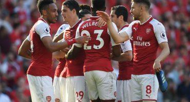 ¡Locura!, Arsenal golea al Burnley en el adiós de Arsène Wenger