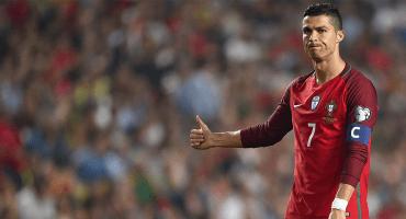 Cristiano y Pepe encabezan lista de preseleccionados de Portugal