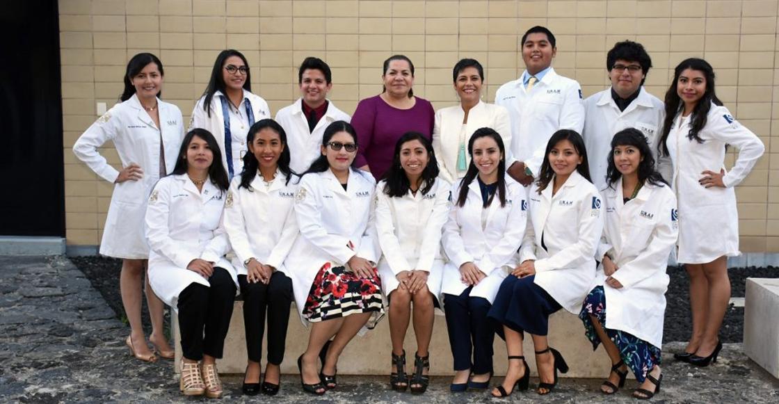 ¡Bravo! Se gradúan de la UNAM los primeros licenciados en Ciencia Forense