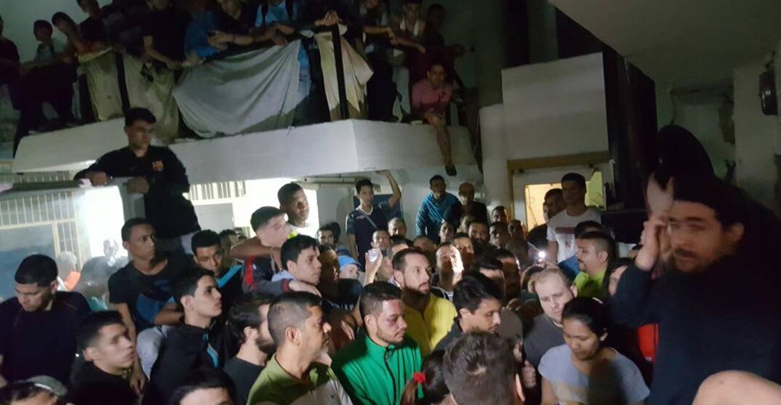 Prisión en Venezuela