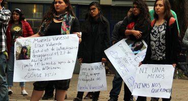 Mariela Vanessa Díaz Valverde, estudiante de la UNAM desaparecida desde el 27 de abril