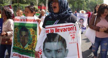 Madres de desaparecidos exigen justicia en la Ciudad de México