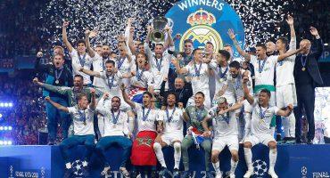 Las mejores imágenes del Real Madrid... ¡Tricampeón!
