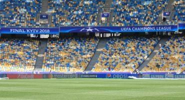 Sopitas en Kiev: La víspera de la final de la Champions League