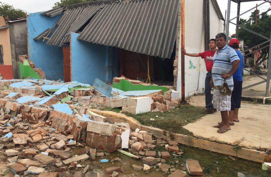 ReconstrucciónMx Chiapas sismo 19 de septiembre 2017 donaciones