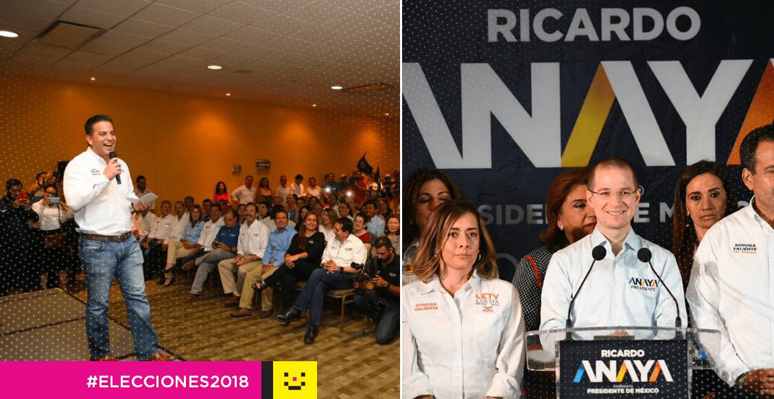 Ricardo Anaya puede remontar a Andrés Manuel López Obrador