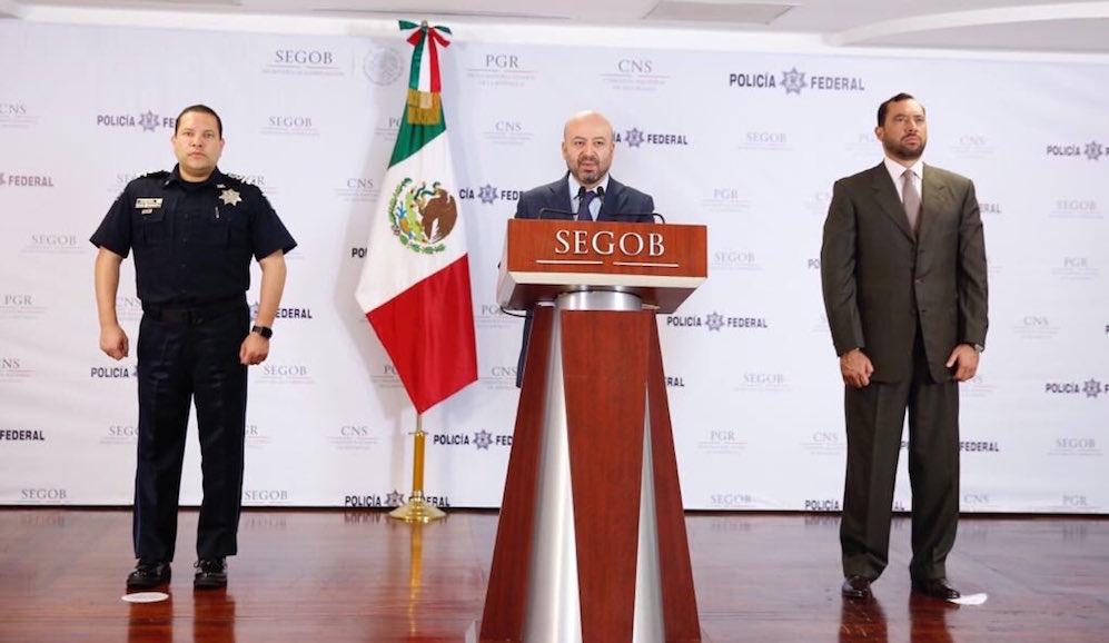 SEGOB narco candidato Morelos
