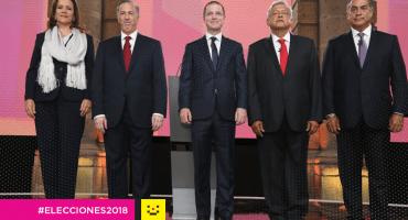 Por salida de Margarita, el segundo debate presidencial durará 20 minutos menos