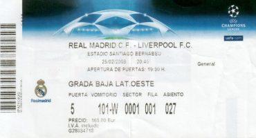 WTF! Más de 2000 socios del Real Madrid renuncian a los boletos de la...¡Champions!