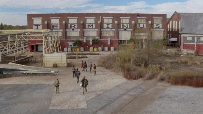 Terminus The Walking Dead
