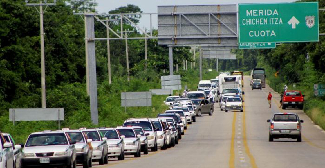 Transporte en Quintana Roo