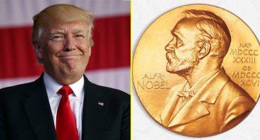 ¿Otra vez? Trump es nominado por tercera vez para el Premio Nobel de la Paz