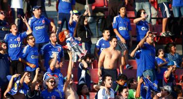¡Indignante! Pseudoaficionados de la U. de Chile violaron a una mujer después del partido