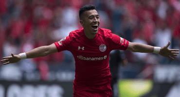 ¡Uribe se comió a Messi! con estos golazos del colombiano tienen a Toluca en la final