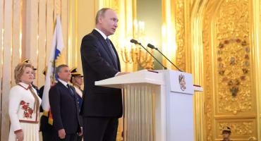 ¿Zar del siglo XXI? Putin jura como presidente de Rusia por cuarta vez