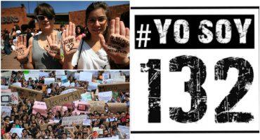 A 6 años de #YoSoy132 'El movimiento no está en el pasado': rector de la Ibero