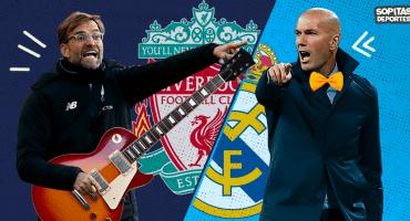 El heavy rojo de Klopp o la orquesta blanca de Zidane: ¿qué estilo te gusta más?