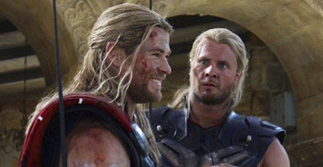 ¿Soy o me parezco? Ve a los actores de Avengers con sus dobles de riesgo 😱