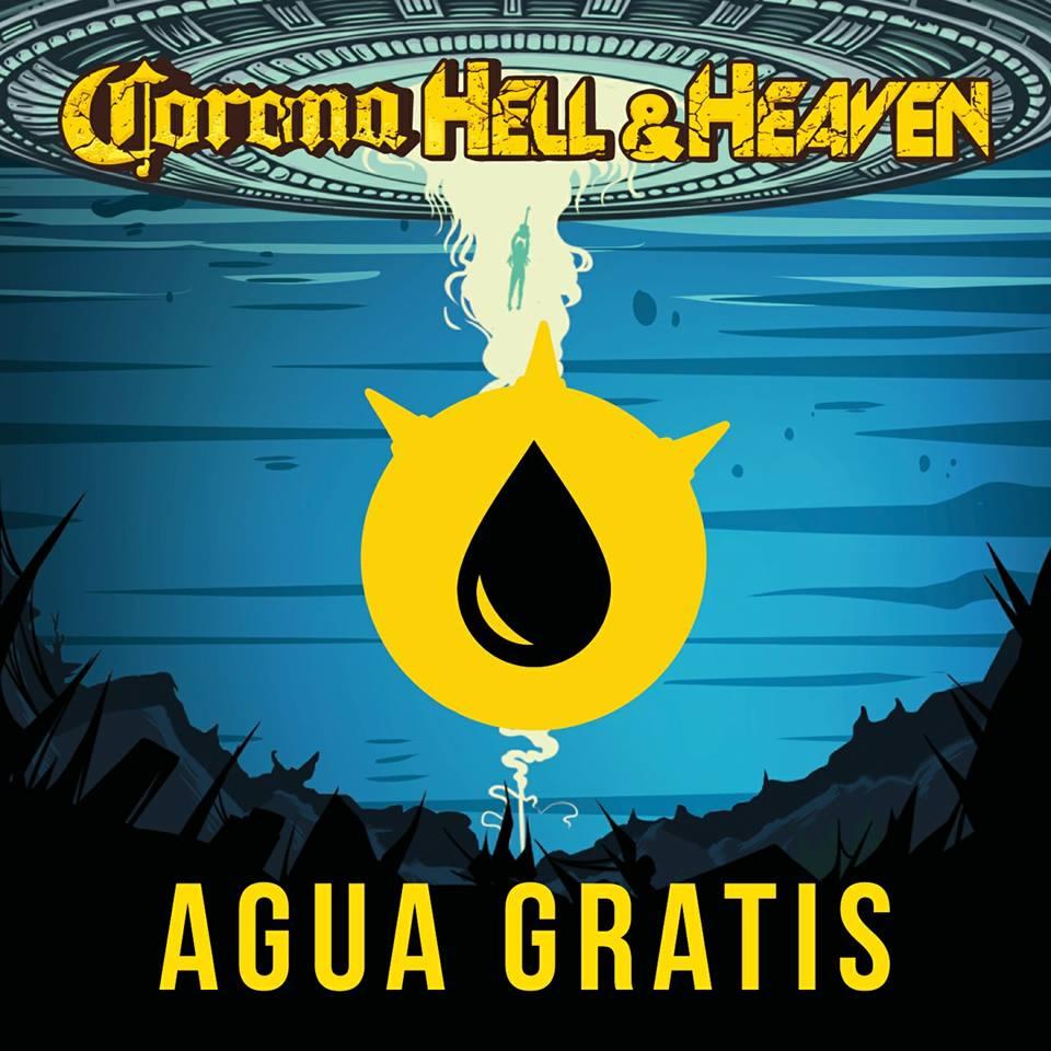 Agua en Hell & Heaven