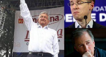AMLO cierra campaña con ventaja en encuestas de Reforma y El Financiero: 51% y 54%