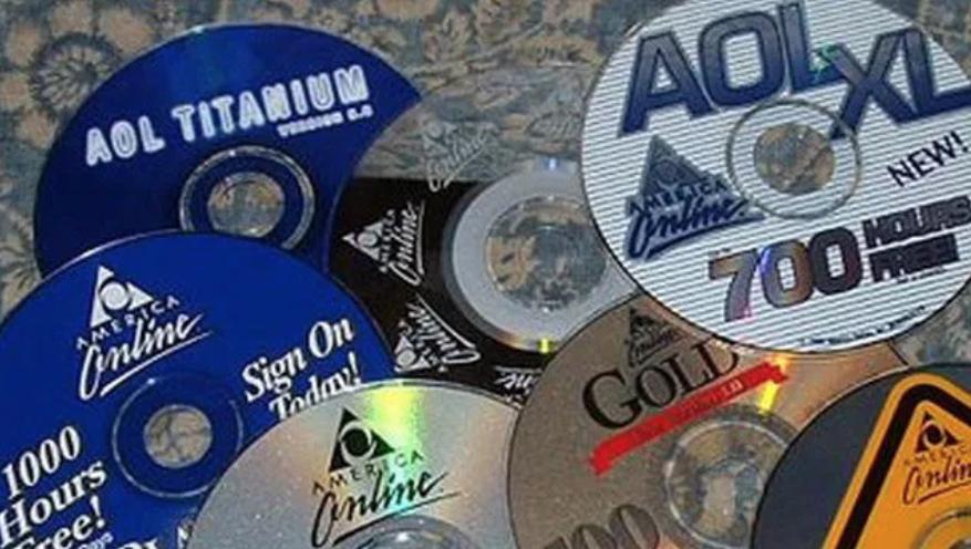 Discos de AOL