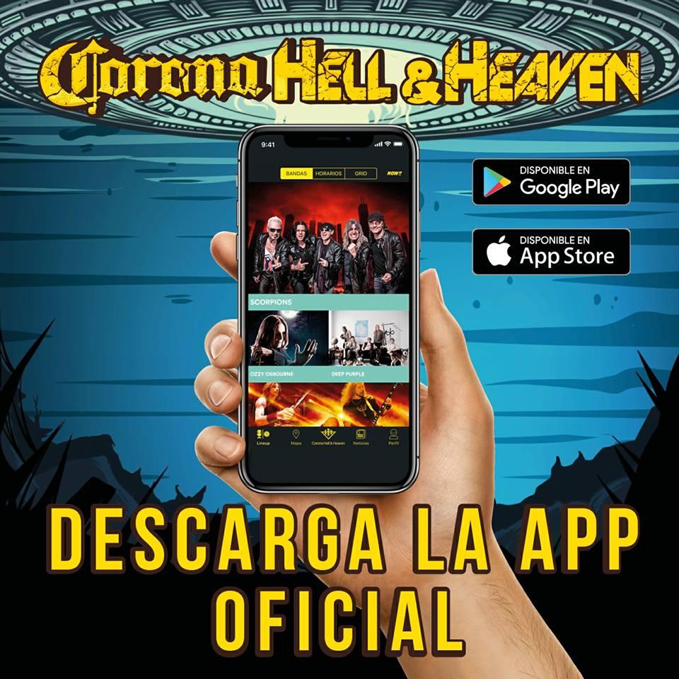 App de Hell & Heaven
