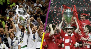 Y a todo esto... ¿cómo van las apuestas de la Champions en el Real Madrid vs Liverpool?