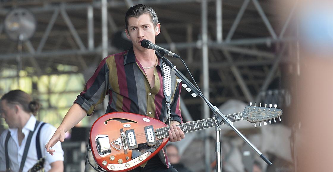 Arctic Monkeys rompió récord en la primera semana de estreno de Tranquility Base Hotel & Casino