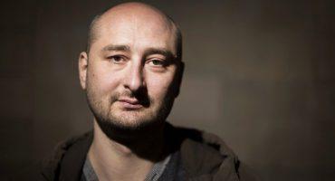 ¿Buenos días? Periodista 'asesinado' en Ucrania, aparece vivo al día siguiente