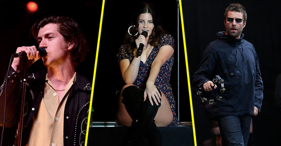10 bandas/artistas que probablemente vengan a México este 2018