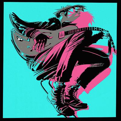 Gorillaz anuncian su nuevo disco 'The Now Now'