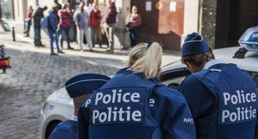 Dos policías muertos en ataque registrado en Bélgica; autoridades investigan acto terrorista