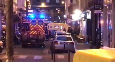 Hombre acuchilla a peatones en el centro de París