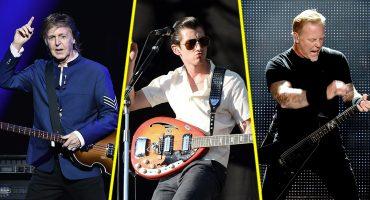 Arctic Monkeys, Metallica y Paul McCartney están al frente de la nueva edición del Austin City Limits
