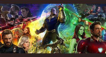 Oi nomás' ese cumbión: Escucha la cumbia de Infinity War 💃🏻
