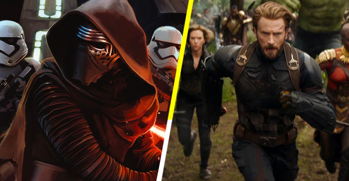 Hand over the throne: Star Wars felicita a Avengers por hacer historia con el estreno más taquillero