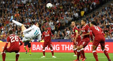 De lo sublime a lo ridículo: El golazo de Bale y los errores tontos del portero del Liverpool