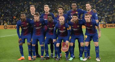 ¡Paren las prensas! Barcelona pierde el invicto frente al !!Levante!!