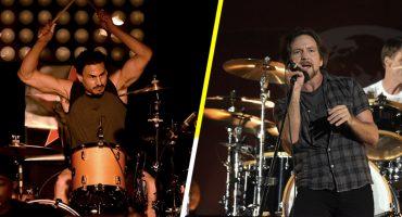 En 1991, el baterista de Rage Against The Machine quiso ser el de Pearl Jam