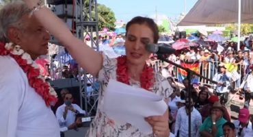 Beatriz Müller propone terminar con la figura de primera dama: