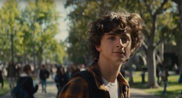 ¿Alguien dijo Oscar? Primeras imágenes de 'Beautiful Boy' con Timothée Chalamet