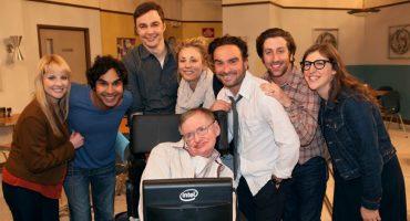 Big Bang Theory con Stephen Hawking
