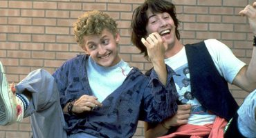 Excellent dude! Keanu Reeves y Alex Winter regresan para la tercera parte de 'Bill & Ted'