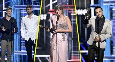 Ellos son los ganadores de los Billboard Music Awards 2018