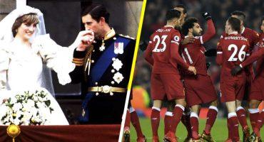 ¡Hubo boda real, perdió el Liverpool y se salvó el Papa! ¿Qué tan cierto fue ese meme/profecía?