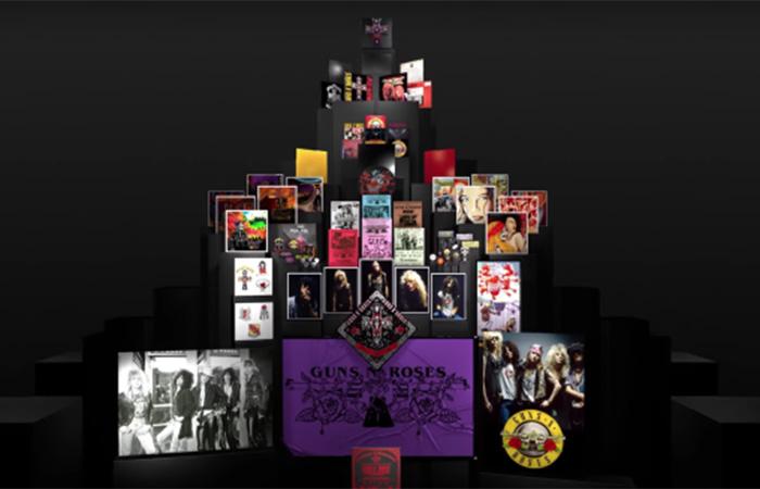 Guns N' Roses lanzará edición de 'Appetite For Destruction' con 49 canciones inéditas