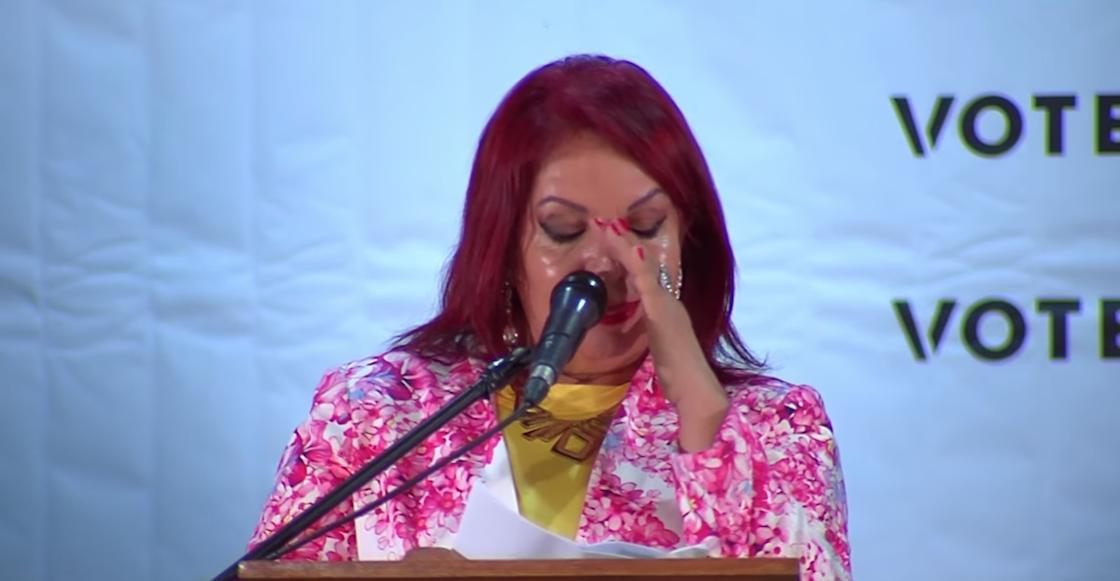 ¿Y el coral blanco? Candidata a alcalde en Nuevo León hace un oso en el debate