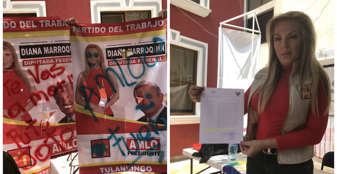 Candidata trans en Hidalgo recibe amenazas de muerte