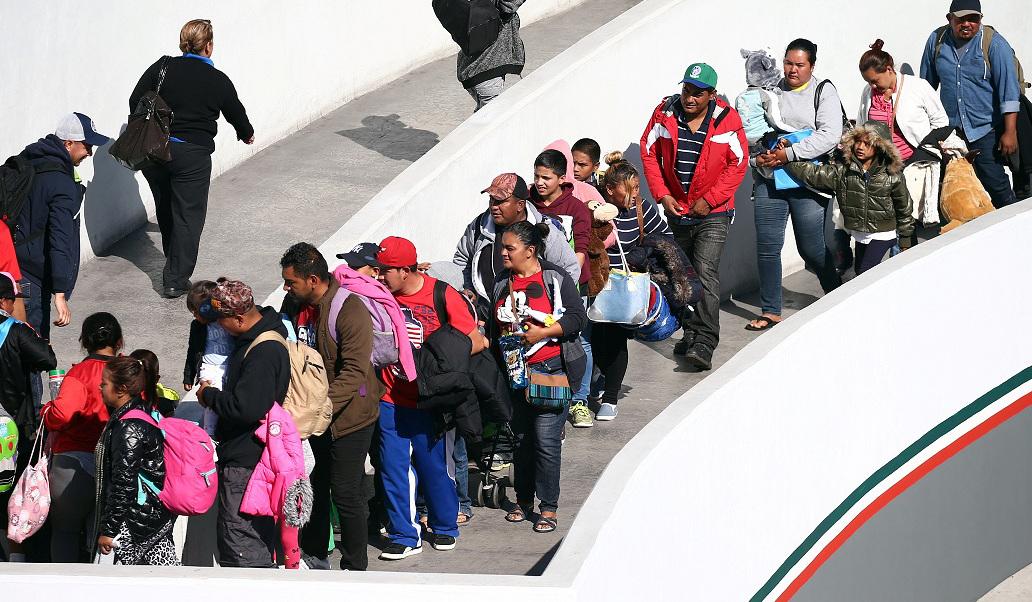 Caravana Migrante Tijuana