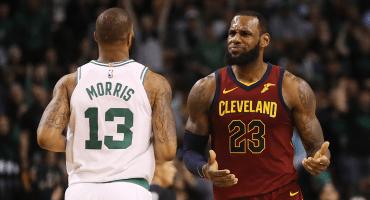 Boston se apunta el primer juego ante los Cavaliers en el Este